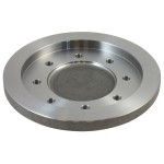 King Pin Saucer Plate Housing