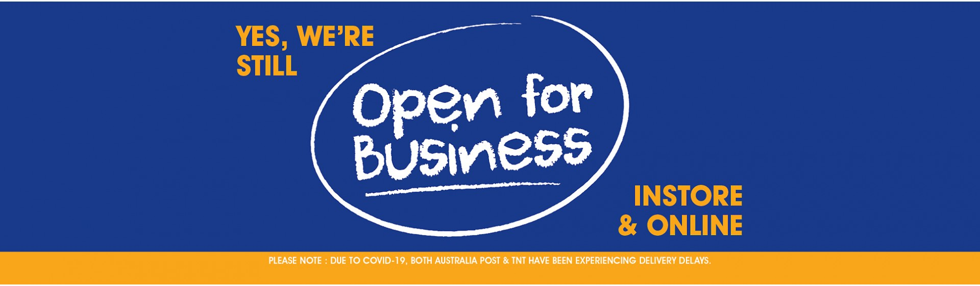Open For Business Australia Covid