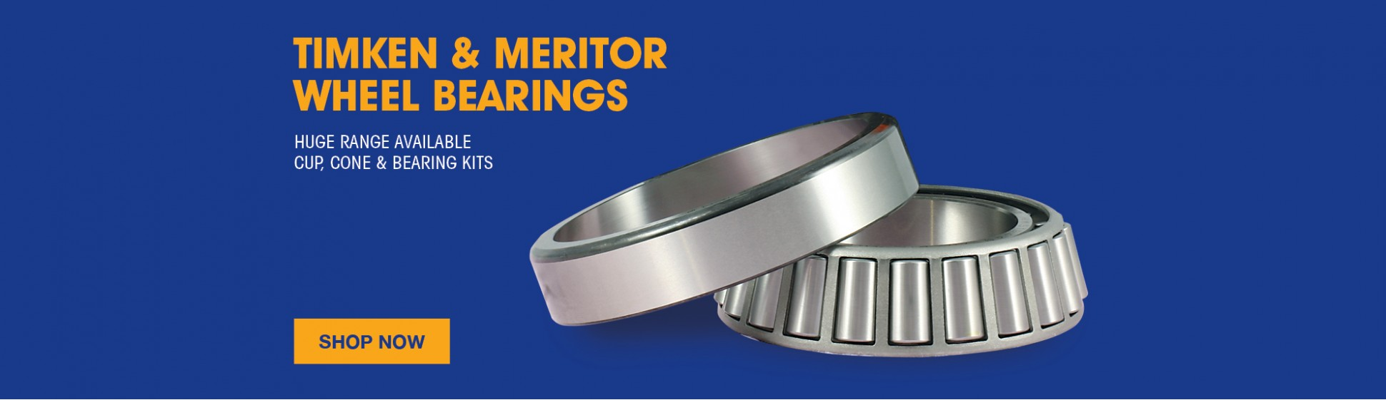 TIMKEN & MERITOR WHEEL BEARINGS