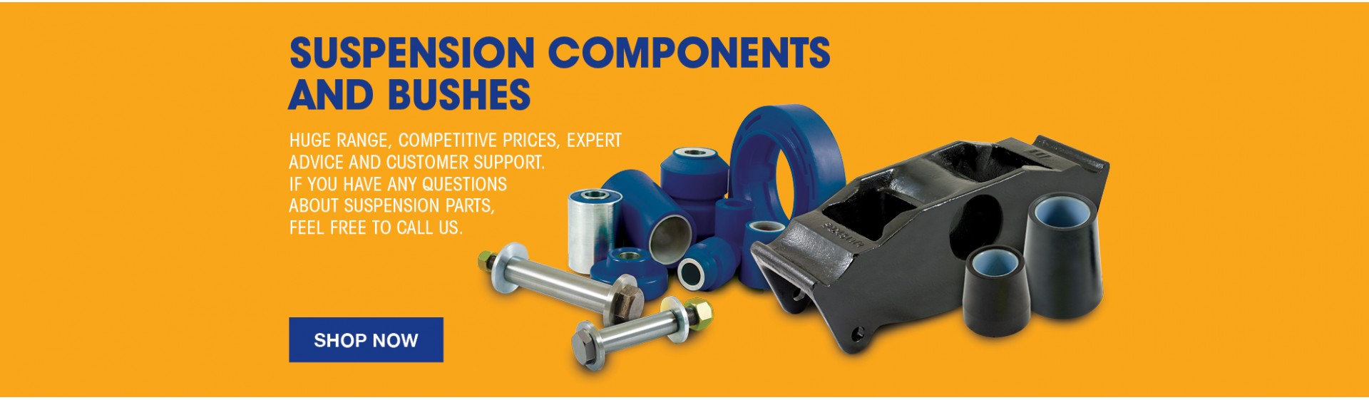 Suspension Components Bushes