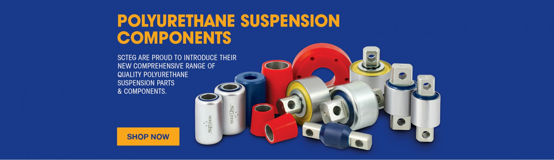 Polyurethane Truck Trailer Suspension Parts