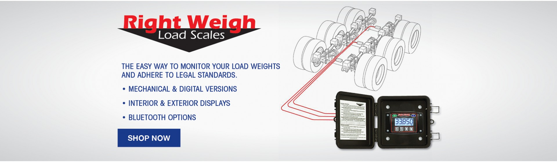 Right Weigh Load Scale