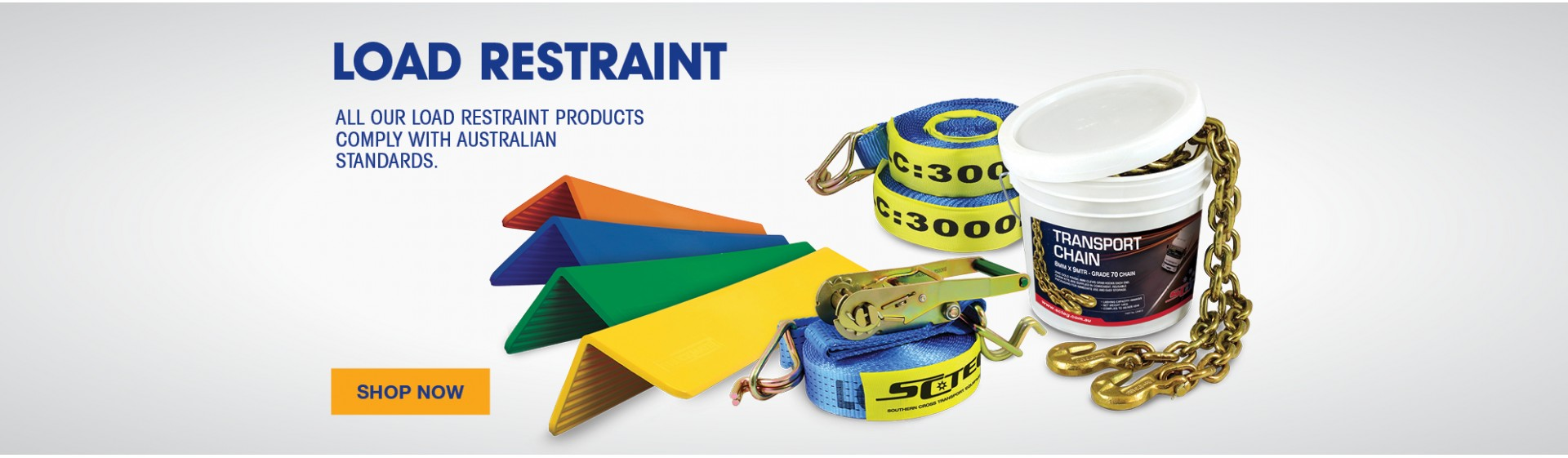 Load Restraints Strap Chain Pallet angle